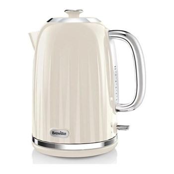 impressions Jug kettle, 1.7 litre, vanilla cream
