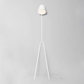 Manana Floor lamp, 40 x 20 x 170cm, white