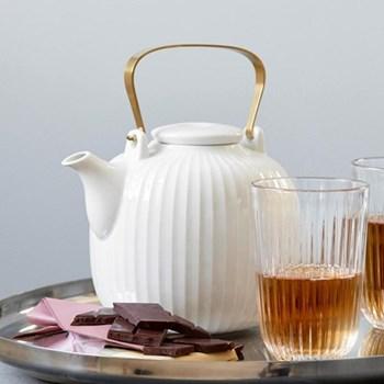 Teapot H15 x W14.5cm - 1.2 litre