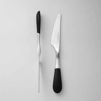 Stockholm Dessert knife, L20cm, stainless steel