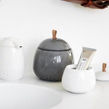 Storage jar H13.5 x W13.5cm
