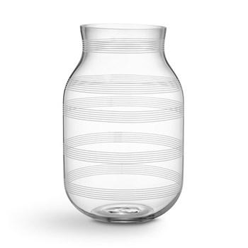 Vase H28 x W18cm