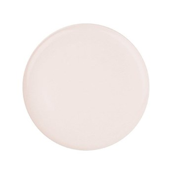 Shell Bisque Set of 4 dinner plates, D27.7cm, soft pink