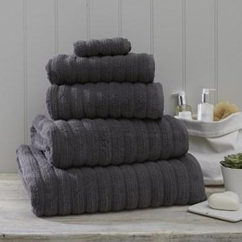 Hydrocotton Bath towel, 70 x 125cm, slate