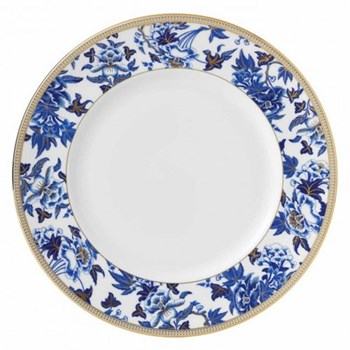Hibiscus Dinner plate, 27cm, floral