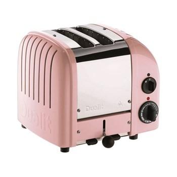 Vario Toaster, 2 slot, petal pink