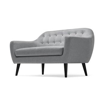 Ritchie 2 seater sofa, H86 x W148 x D85cm, pearl grey