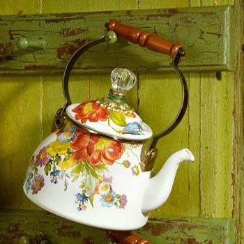 Tea kettle D17.5 x H26.7cm - 2 quart