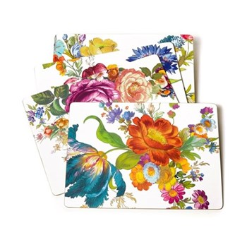 Set of 4 placemats W40 x L30cm