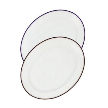 Oval meat dish 40cm