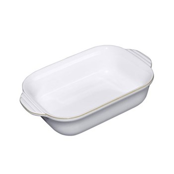 Oven To Tableware Small rectangular dish, natural