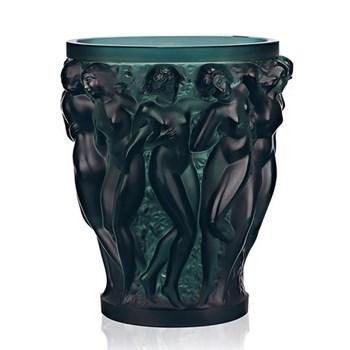 Bacchantes Vase, H240 x D189cm, green