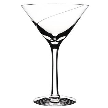 Line Martini glass