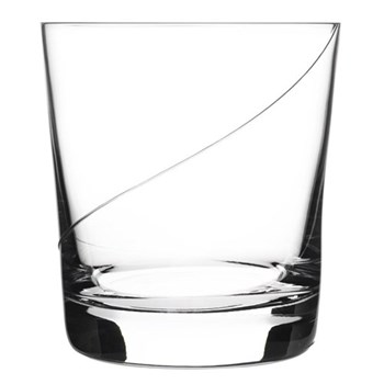 Line Old fashioned tumbler