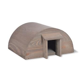 Hedgehog house, charcoal