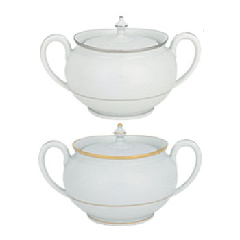 Covered sugar bowl large 40cl