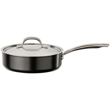 Ultimum - Forged Aluminium Saute pan, 24cm - 2.8 litre, stainless steel handle