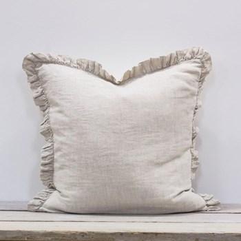 Ruffle Cushion 65 x 65cm