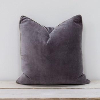 Velvet cushion 50 x 50cm