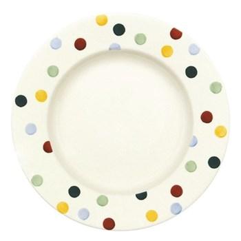 Polka Dot Plate, 26.8cm