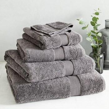 Egyptian Cotton Bath towel, 70 x 125cm, slate