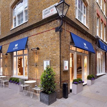 Restorative Massage and Skin Treatment at the House of ELEMIS