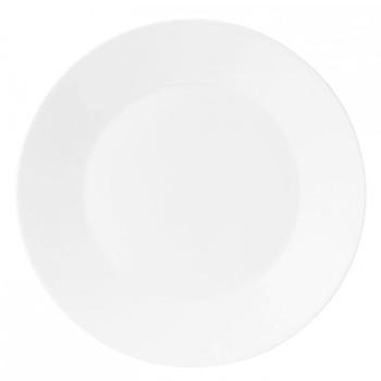 Jasper Conran - White Dinner plate, 27cm