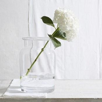 Aurelie Vase - ultimate, 33.5 x 21.5cm, glass