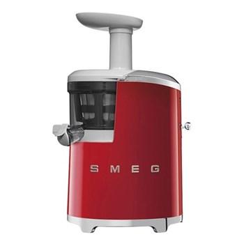 50's Retro Slow juicer, red