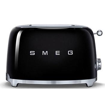 50's Retro Toaster - 2 slice, black