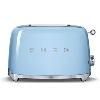 50's Retro Toaster - 2 slice, pastel blue