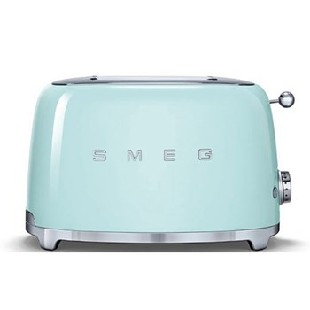 50's Retro Toaster - 2 slice, pastel green