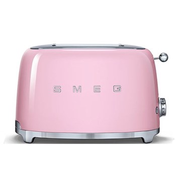50's Retro Toaster - 2 slice, pink