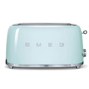 50's Retro Toaster - 4 slice, pastel green
