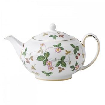 Wild Strawberry Teapot, 0.8 litre