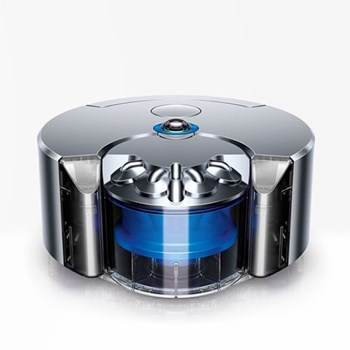 Robot 360eye Vacuum cleaner, 160W, iron