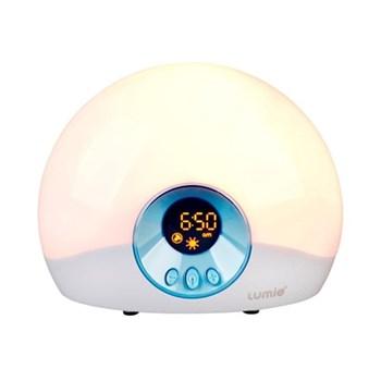 Bodyclock Starter 30  Alarm clock, H14 x W19 x D13cm, white