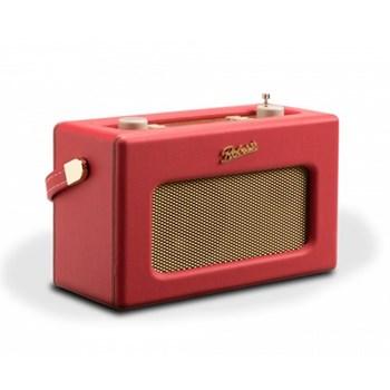 Revival RD70 DAB digital radio, H16 x W25.2 x D10.4cm, classic red