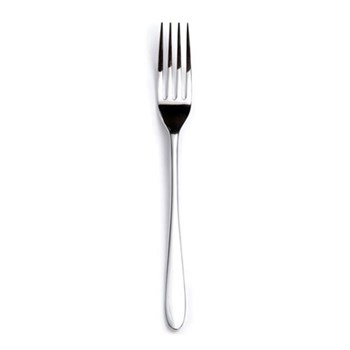 Pride Table fork, silver plate