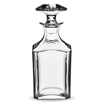 Harcourt Square whisky decanter, 0.75 litre