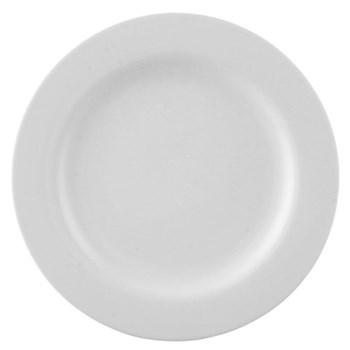 Moon Dinner plate, 28cm, white