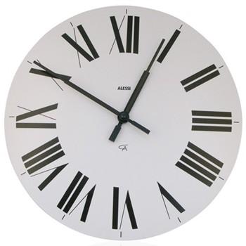 Firenze by Achille Castiglione Wall clock, 36cm, white