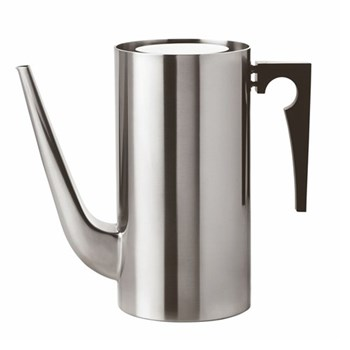 Arne Jacobsen Coffee pot, 1.5 litre, satin stainless steel