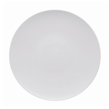Loft Plate, 28cm, white