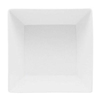 Loft Bowl square deep large, 15cm, white