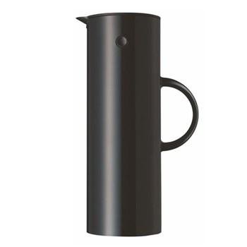 EM77 by Erik Magnussen Vacuum jug, 1 litre, black