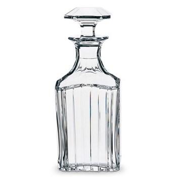 Whisky decanter square 0.9 litre