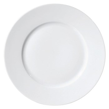 Menton Empire Dinner plate, 27.5cm, white