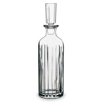 Whisky decanter round 0.75 litre