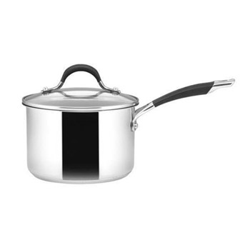 Momentum - Stainless Steel Saucepan, 18cm - 2.8 litre